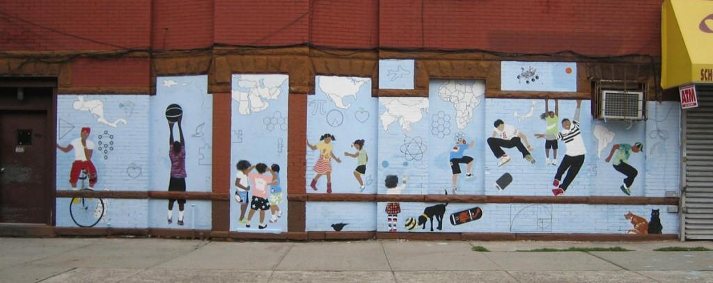 ASPIRE.GO mural